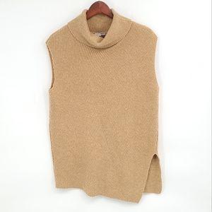 Halogen Sweater Vest Asymmetrical